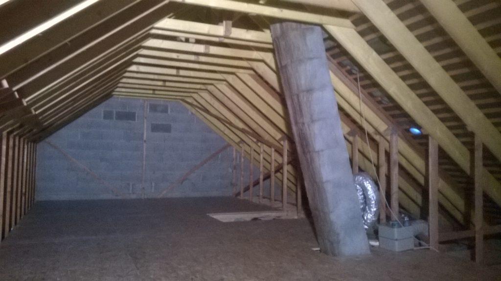 Renfort de combles par Morin Construction Bois dans le Maine et Loire 49